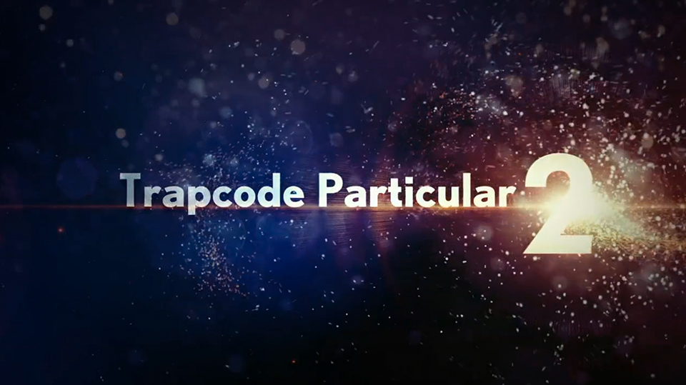 Trapcode Training Series